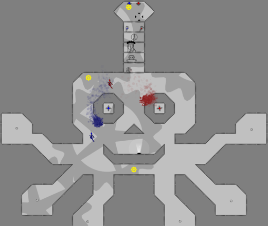 Octopus-shaped level!